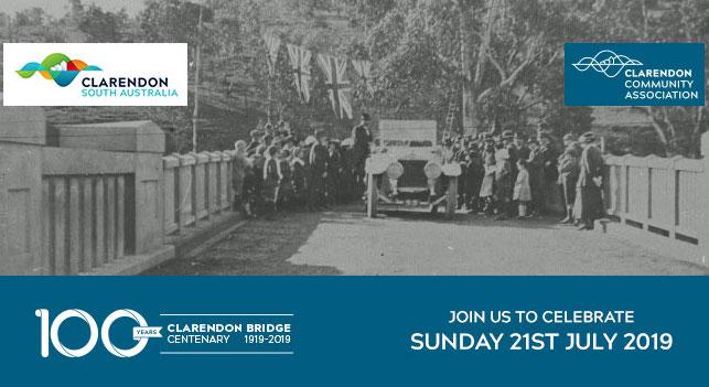 Clarendon Bridge Centenary