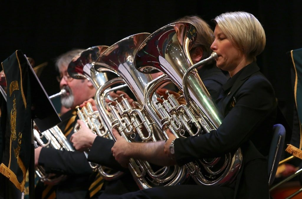 Mitcham 2019 Band Festival Saturday Photos 12pm-3pm