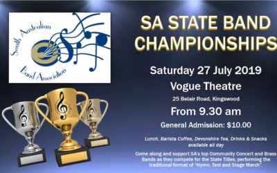 State Band Championships
