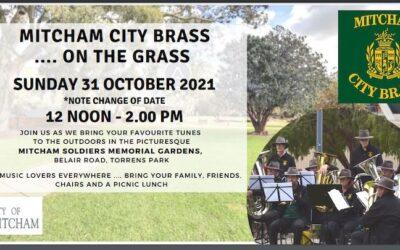 Mitcham City Brass ... On the Grass
